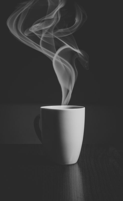 Photo of Steaming Drink