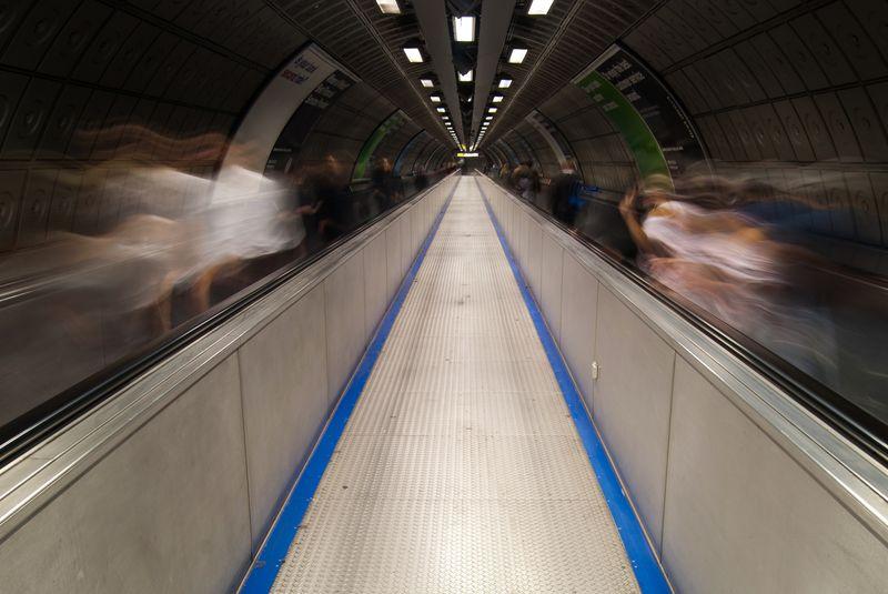 Photo of Moving Walkway