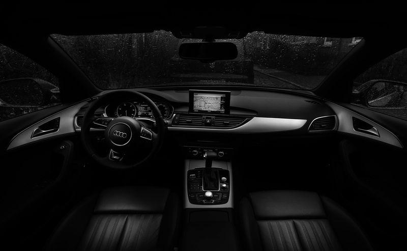 Photo of Audi Car Interior