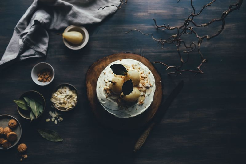 Photo of Pie and Pears