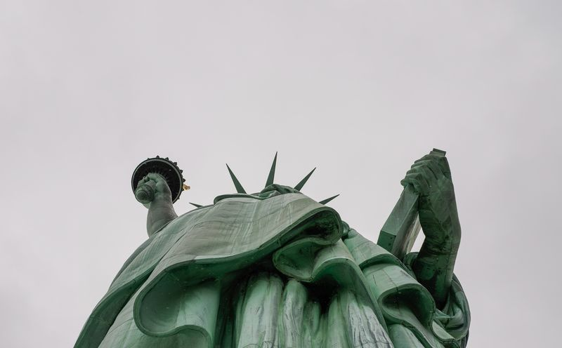 Photo of the Statute of Liberty