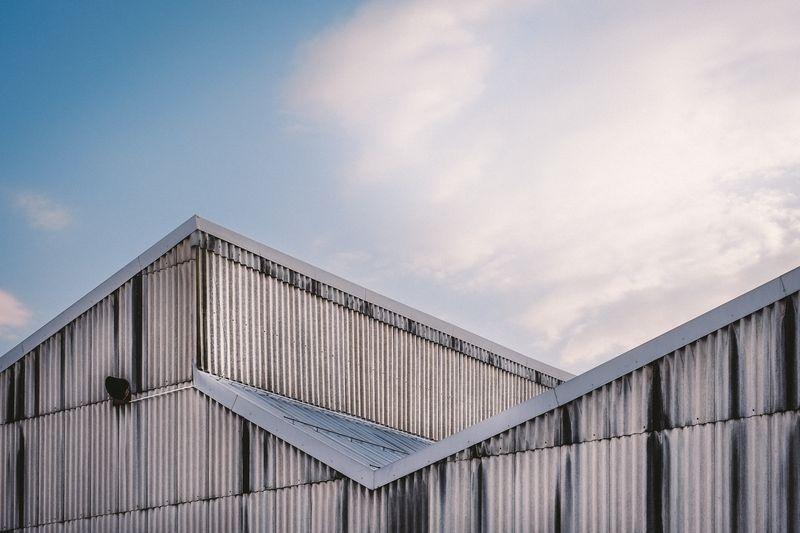 Photo of Metal Building Exterior