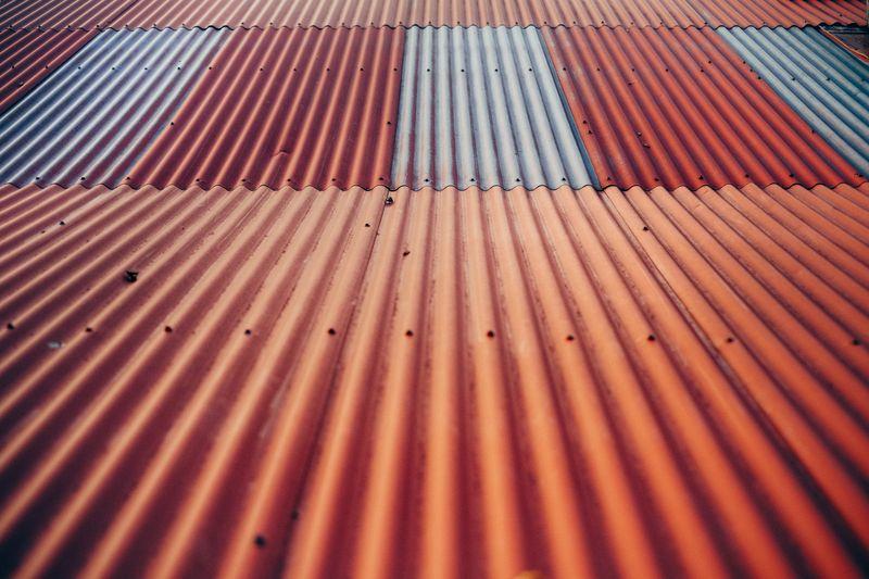 Photo of Sheet Metal Roof