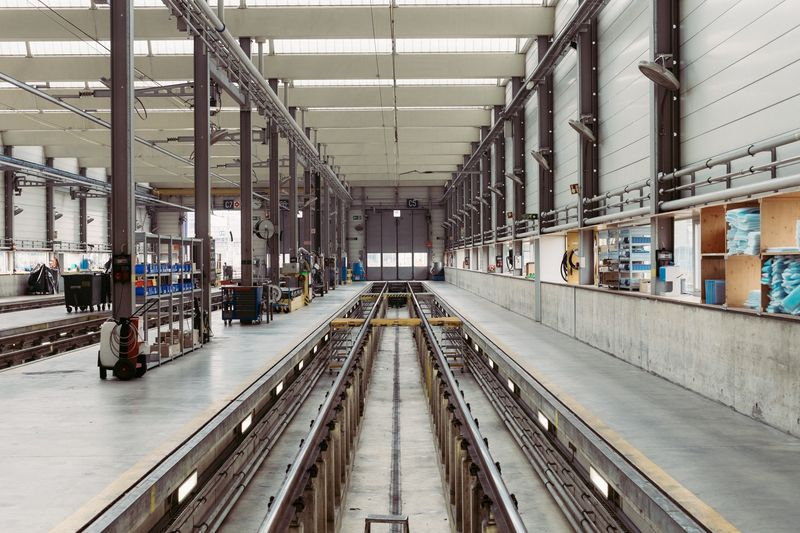 Photo of Inside a Factory