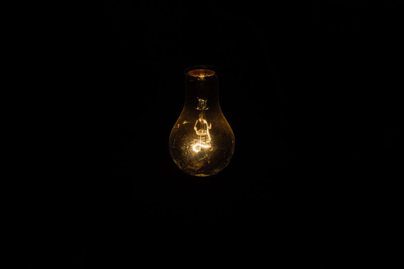Photo of Dim Light Bulb