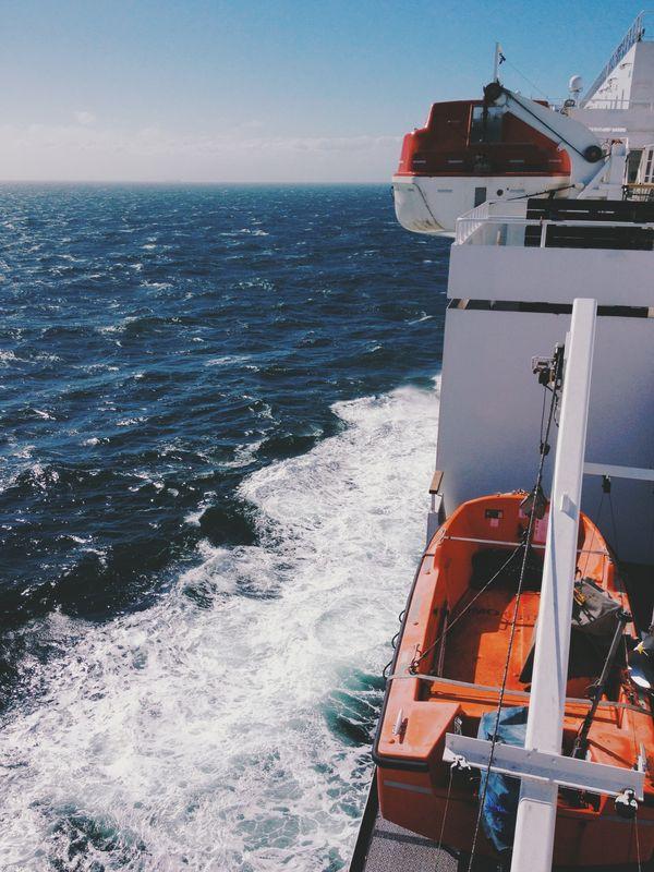 Photo of Ship in Ocean