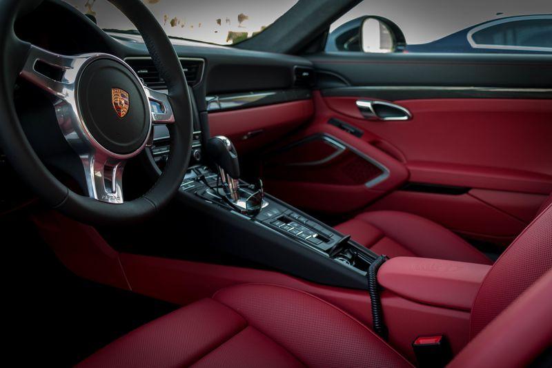 Photo of Porsche Interior