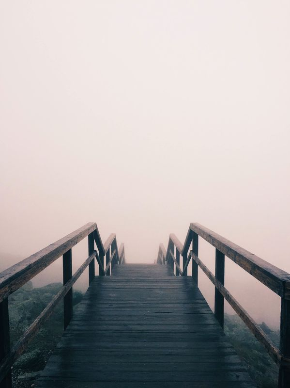 Photo of Foggy Bridge