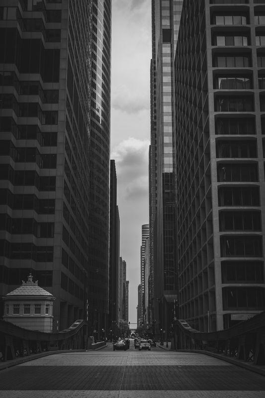 Photo of Chicago Street