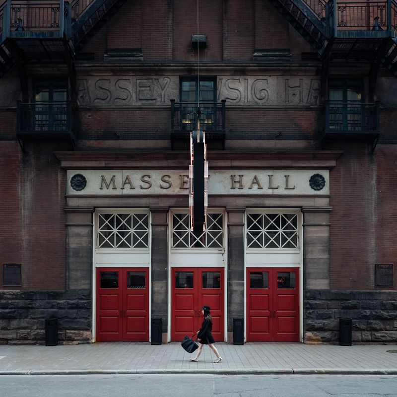Photo of Massey Hall