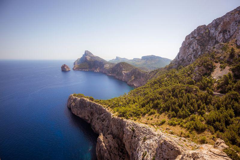 Photo of Mountainous Coast