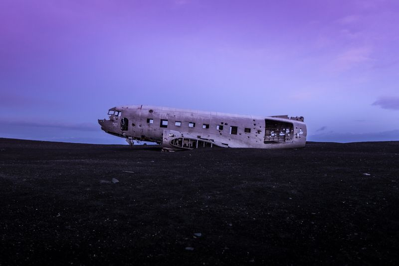 Photo of Plane Crash