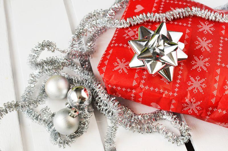 Photo of Christmas Present and Decorations