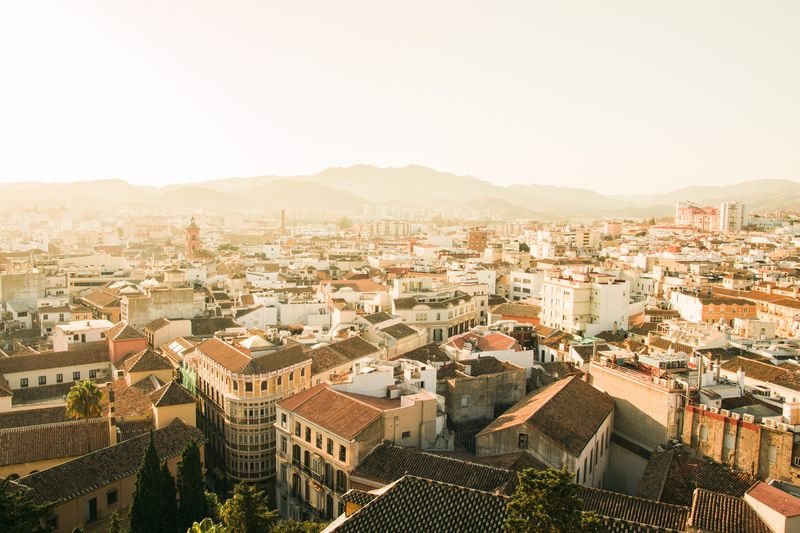 Photo of City Skyline in Spain