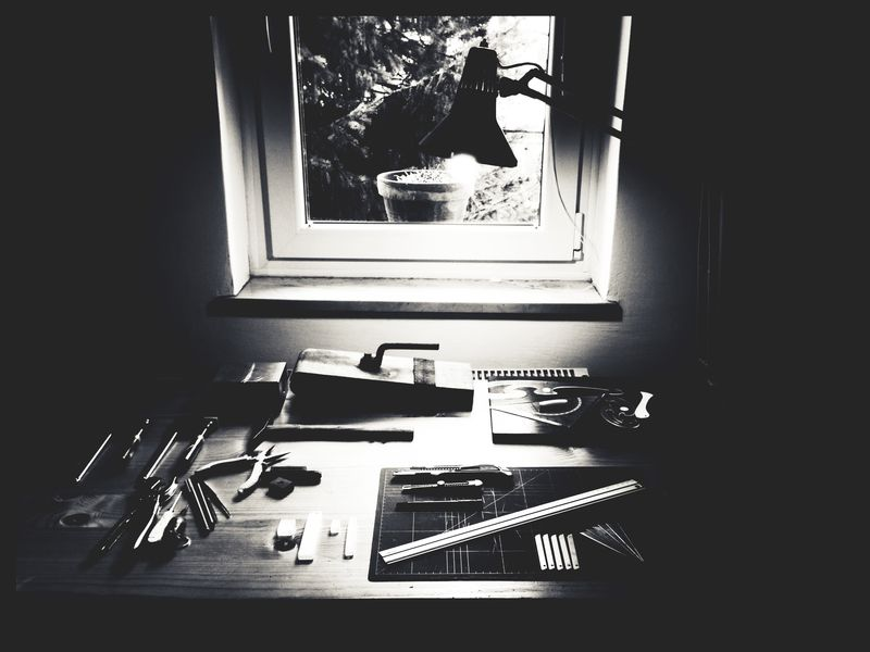 Photo of Work Table