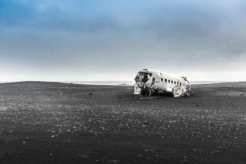 Photo of Airplane Crash