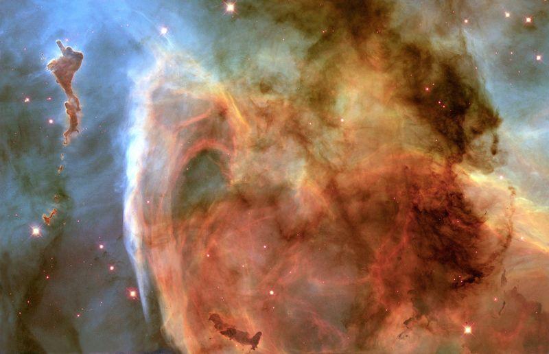 Photo of the Butterfly Nebula