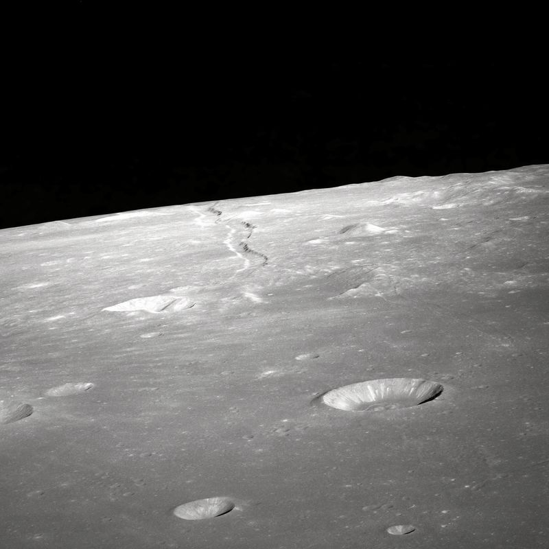 Photo of Moon's Surface