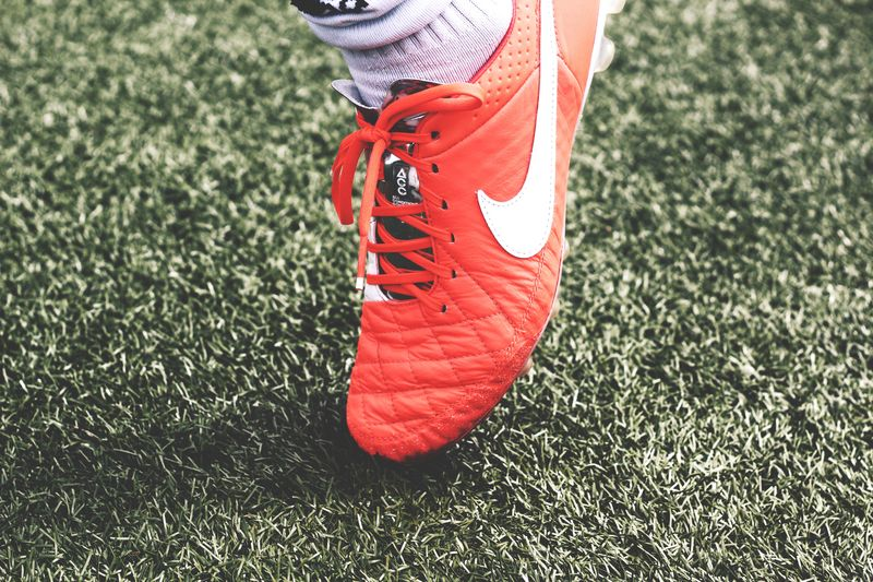 Photo of Soccer Cleat
