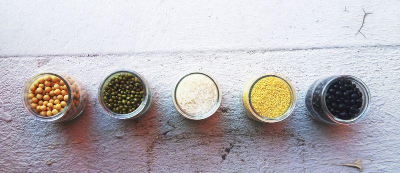 Photo of Jars of Ingredients