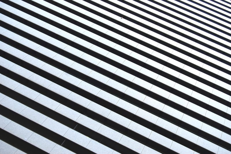 Photo of Black and White Stripes