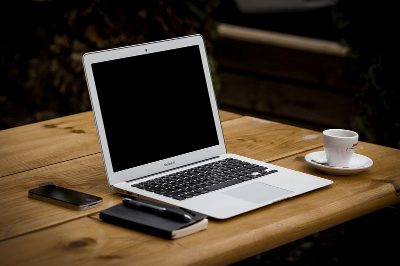 Photo of Apple Products on Table
