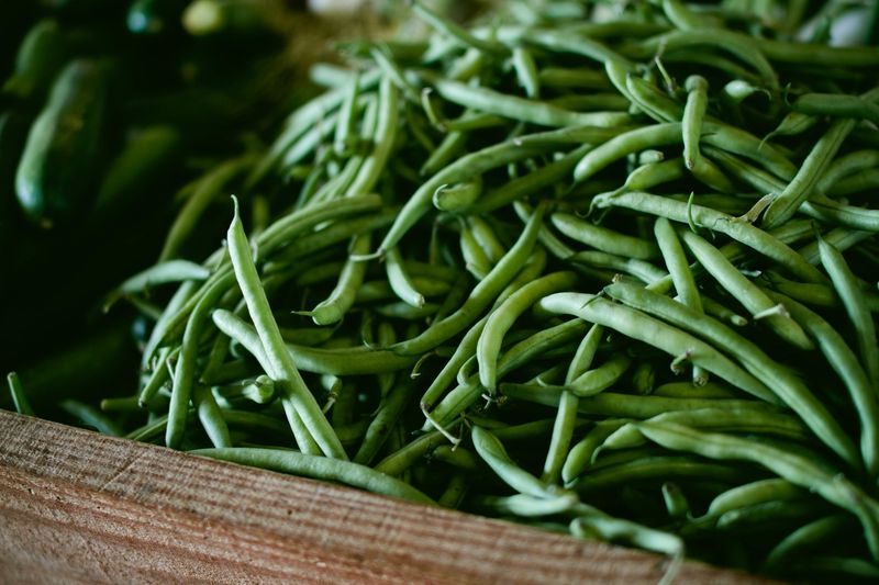 Photo of Green Beans in a Box
