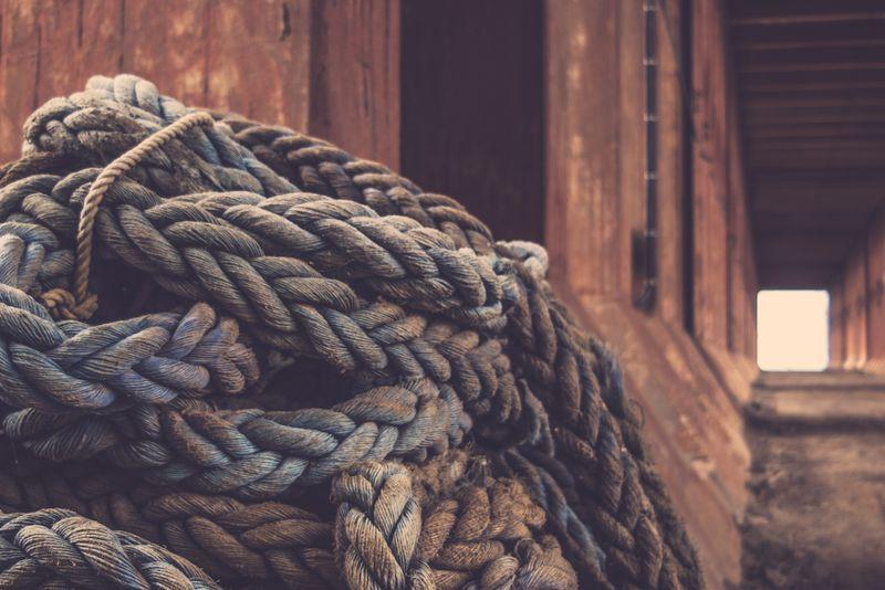 Photo of Bundle of Ropes