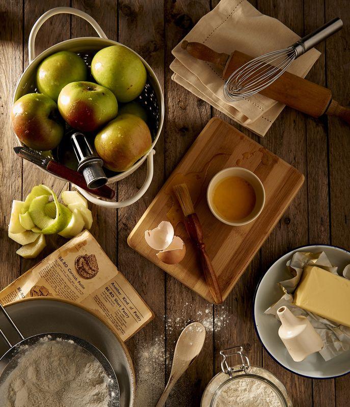 Photo of Apple Pie Ingredients
