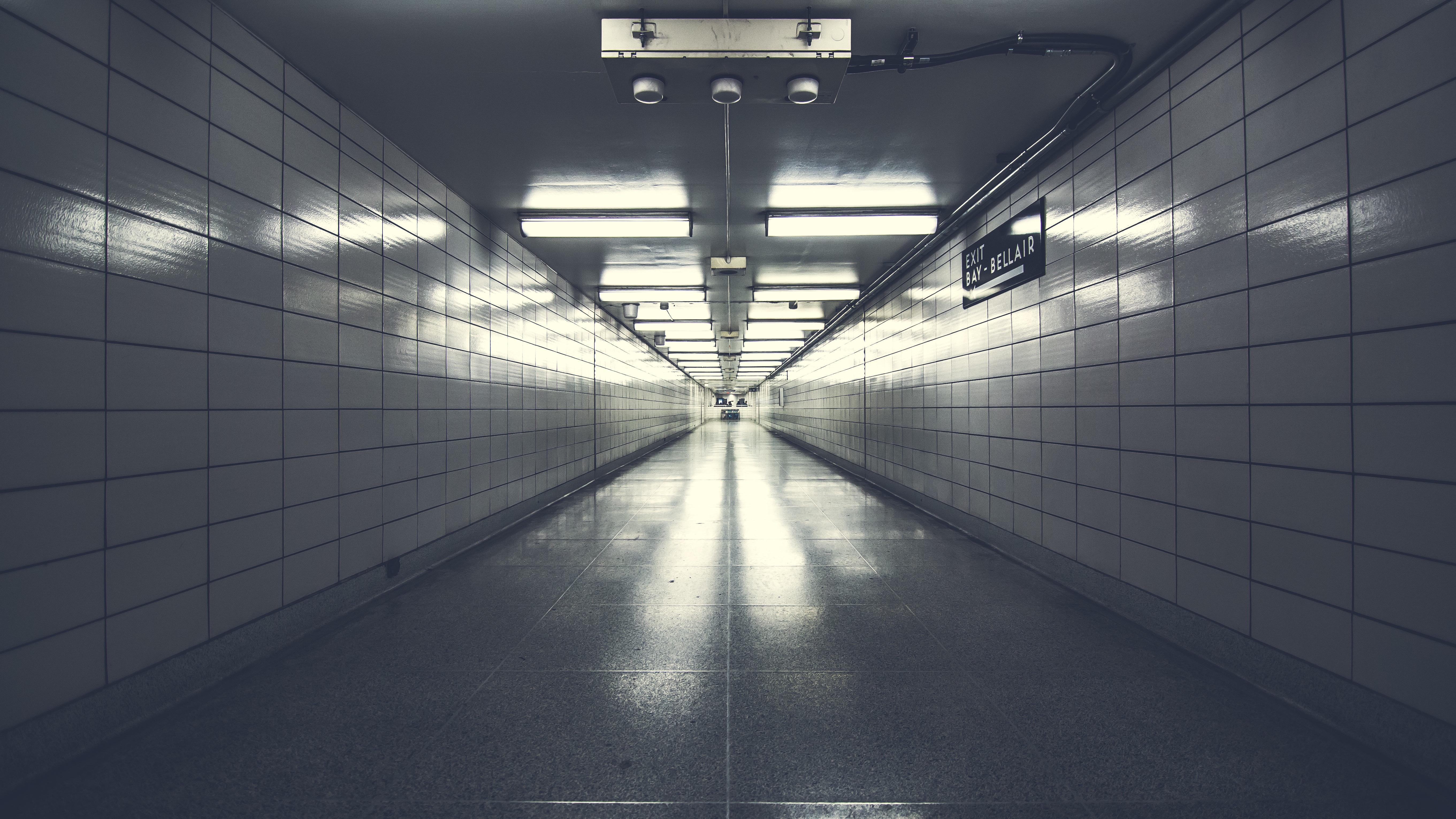 Photo Of Train Station Hallway