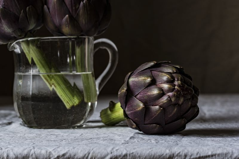 Photo of Artichokes