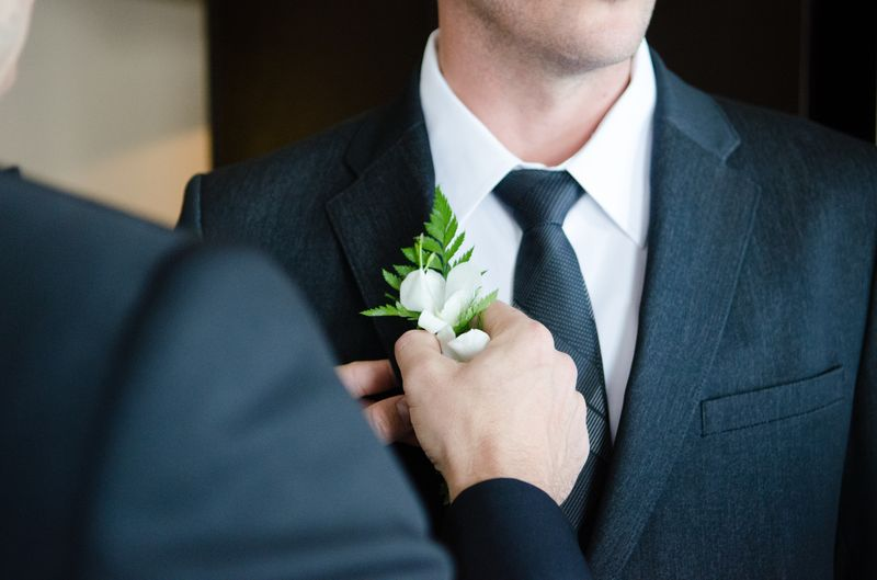 Photo of Boutonniere