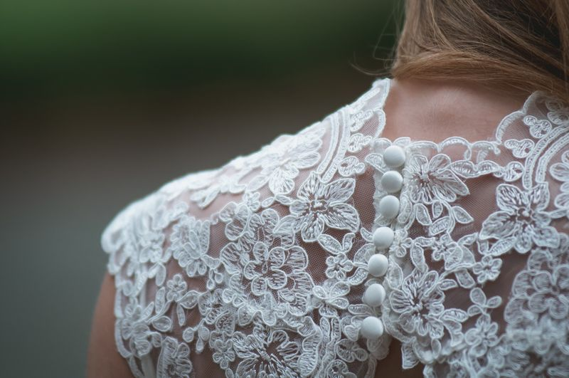 Photo of Lace Wedding Dress