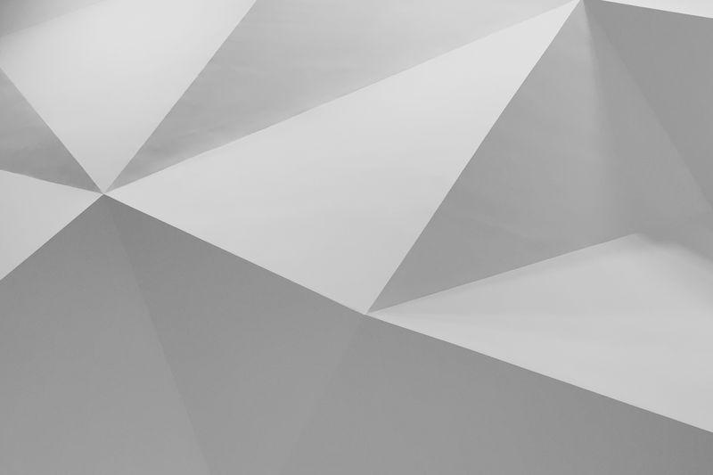 Photo of Abstract Gray Wall
