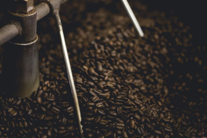 Photo of Coffee Beans Roasting