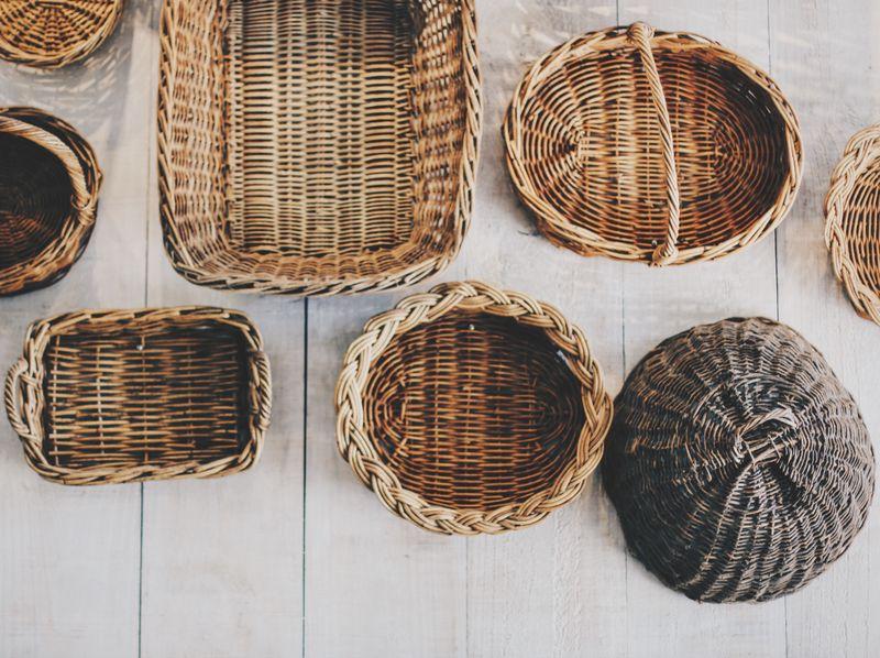 Photo of Wicker Baskets