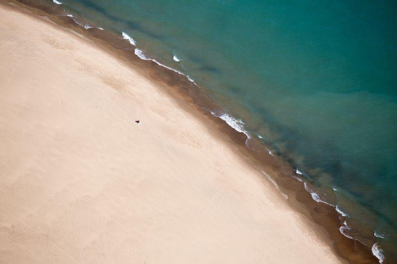 Photo of Ocean Shoreline