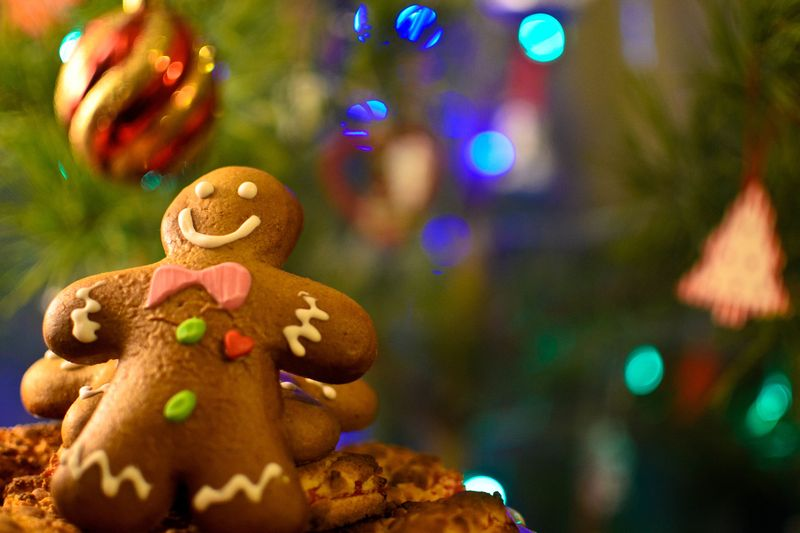 Photo of Gingerbread Cookies