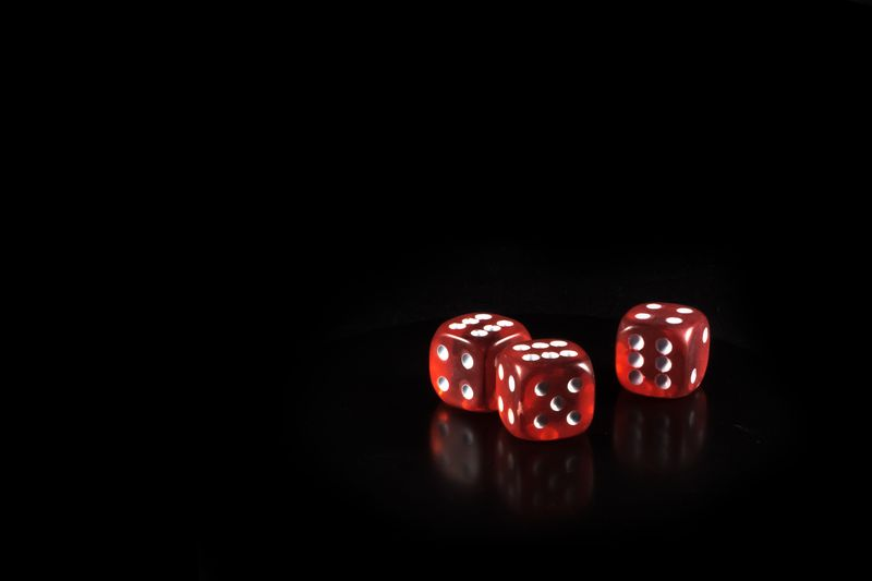 Photo of Three Dice