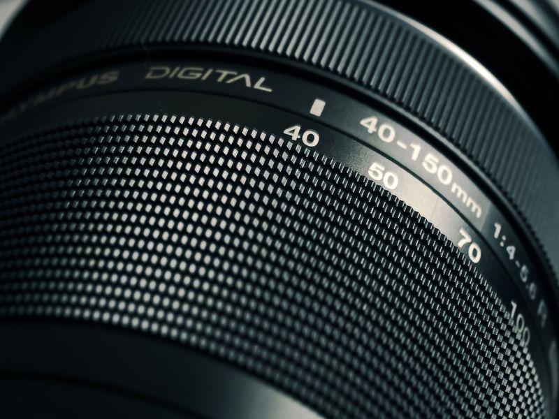 Photo of Camera Lens