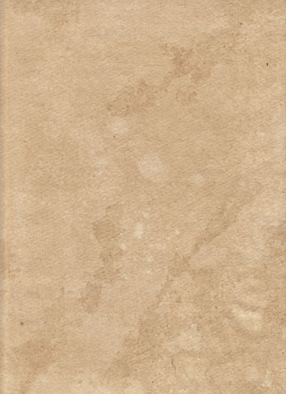Photo of Stained Brown Paper