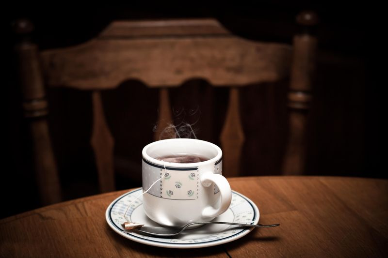 Photo of Cup of Hot Tea