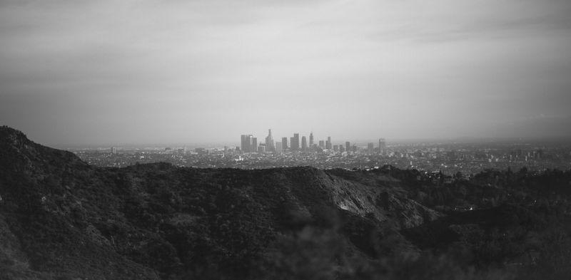 Photo of Los Angeles Skyline