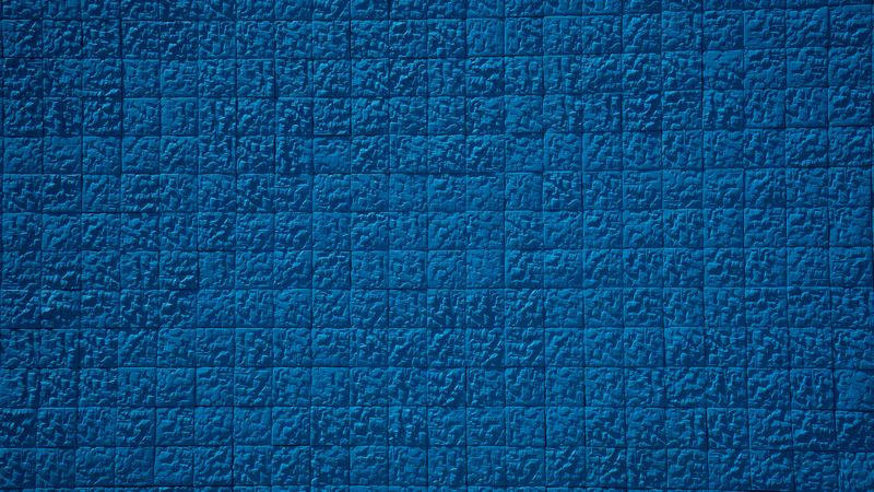 Photo of Blue Textured Wall