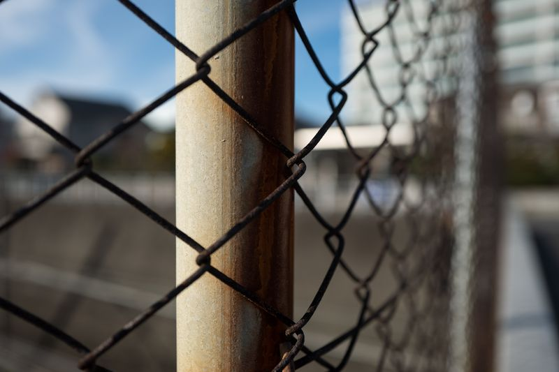 Photo of Chain Link Fence