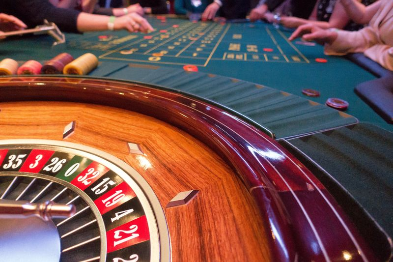 Photo of Casino Table