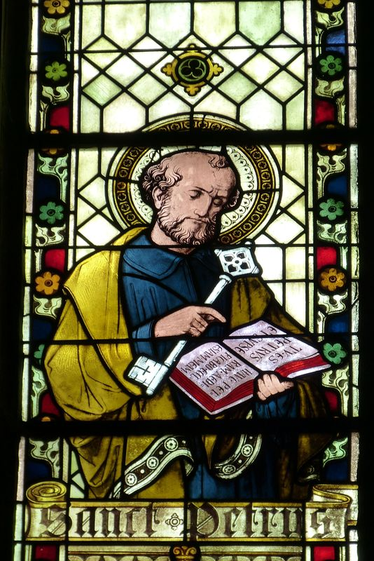 Photo of Saint Peter Stained Glass
