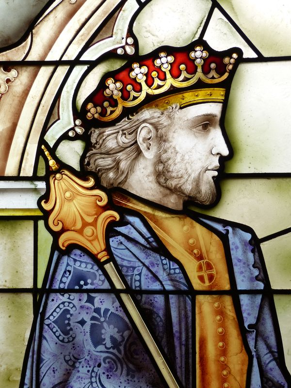 Photo of King Stained Glass