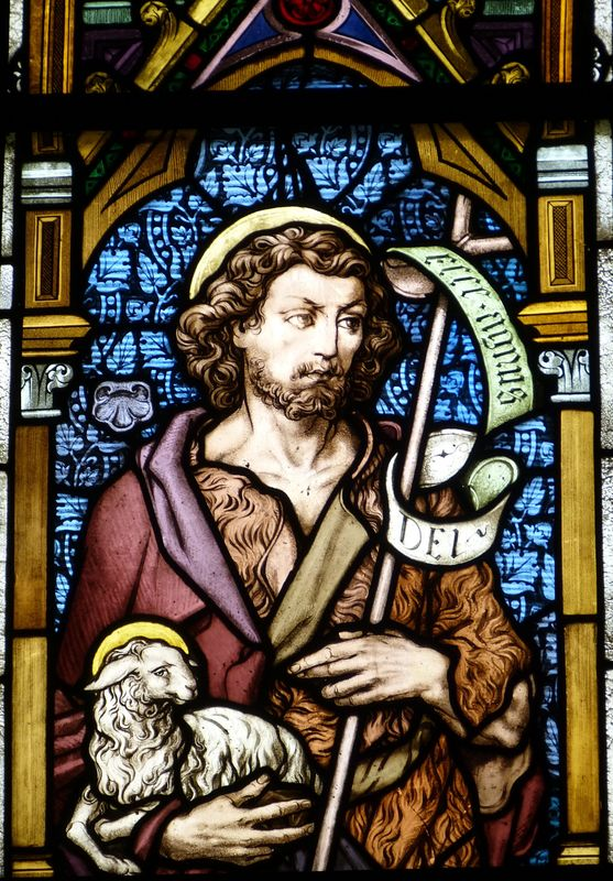 Photo of Shepherd Stained Glass