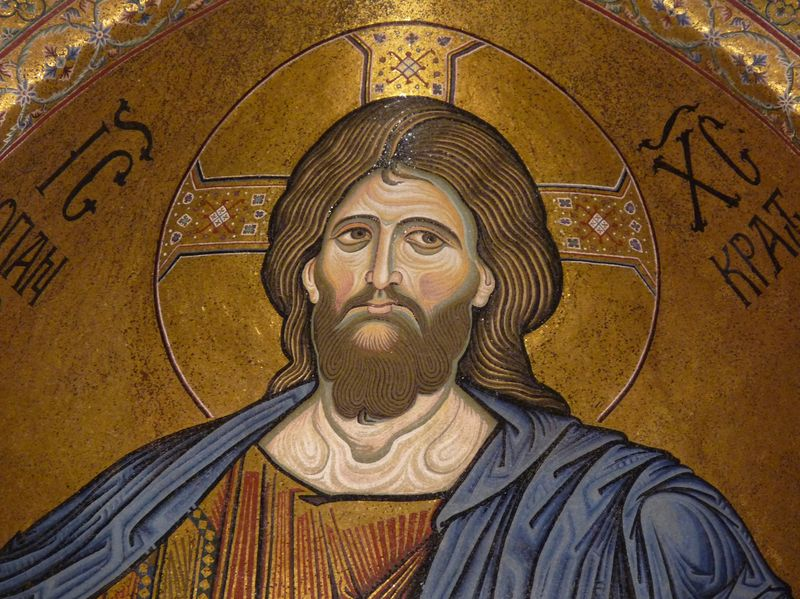 Photo of Icon of Christ